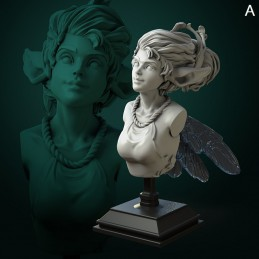 Pixie Soul of the Forest Bust