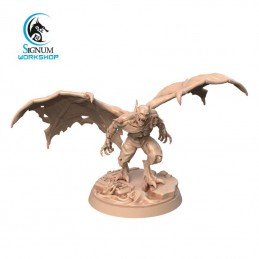 Cardal, Wings of Death