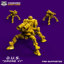 "D.U.S. ""Drone V1"""