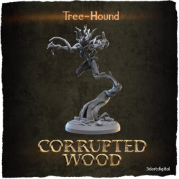 Corrupted Wood, Tree-Hound