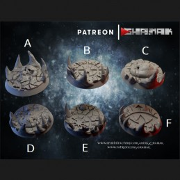 Demons Chaos Bases - Round...