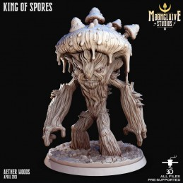 King of Spores