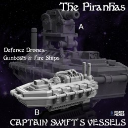 """Space Pirates, """"The..."""