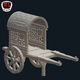 Old Village - Carriage