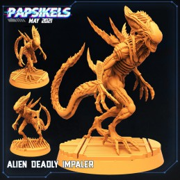 Alien Deadly Impaler