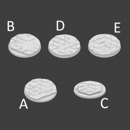 THex Bases - 5x32mm