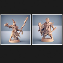 Ashen Priests - Dark Elves...