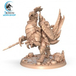Vincent, the Oronox Knight