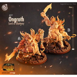 Ongroth - Lord of Gluttony