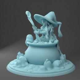 Slime Witch