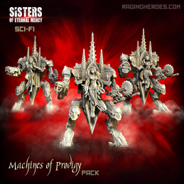 Machines of Prodigy Pack