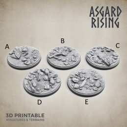 Viking Bases - Shore - 30mm...