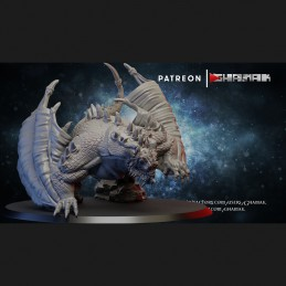 Wyvern - Orc Epic Monster