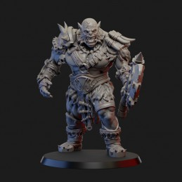 Orc Brute 1 - Orc Warrior...