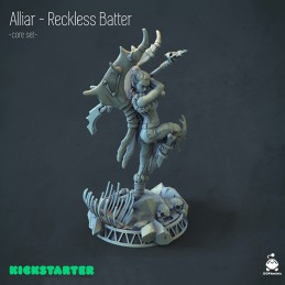Alliar - Reckless Batter -...