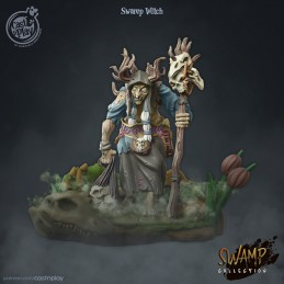 Swamp Witch
