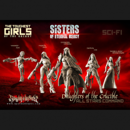 Daughters of the Crucible -...