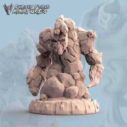 Earth Elemental - Large...