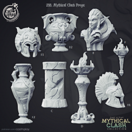 Mythical Clash Props -...