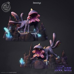 Demodogs - Small Demons Hounds