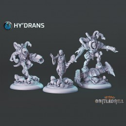 Hy'drans Core Set