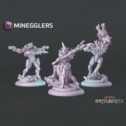 Minegglers Core Set -...