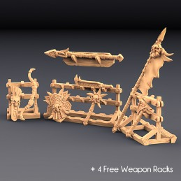 Weapons Rack & Standalone...