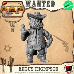 Sheriff Angus Thompson