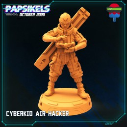 Cyberkid Air Hacker