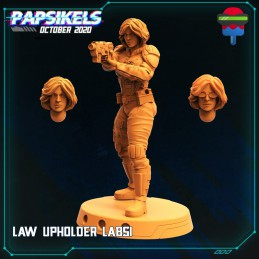 Law Upholder Labsi -...