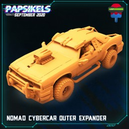 Nomad Cybercar Outer Expander