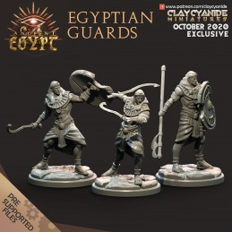 Egyptian Guards
