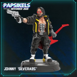 Johnny Silverabs