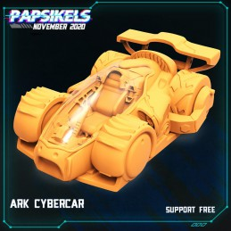 Ark CyberCar + variant with...