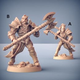 Fighters Guild Warrior -...