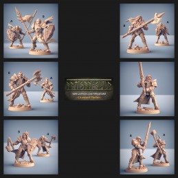 Fighters Guild Warriors Set...