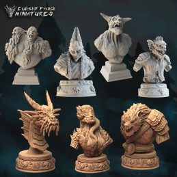 Cursed Forge Miniatures...