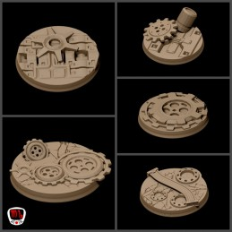 Gnomes Workshop Bases -...