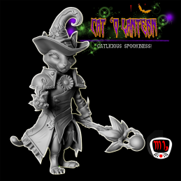 Otty Pawrence - Witch Cat