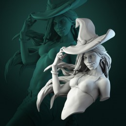 The Young Witch Bust