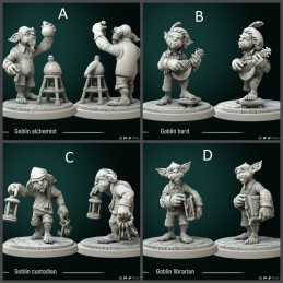 Goblins from Academy of Magic