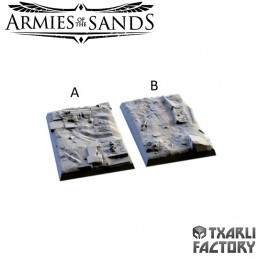 Armies of the Sands Bases -...