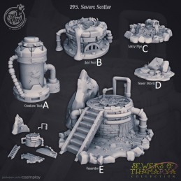 Sewers Scatter