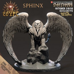 Sphinx - Mythical Beast...