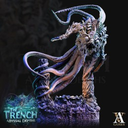 Morklos, the Trench God