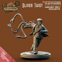 Oliver Twist - Mechanical...