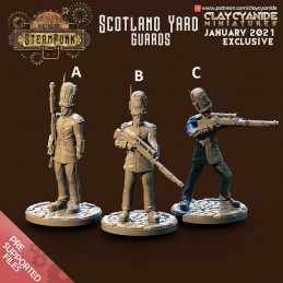 Scotland Yard Guards