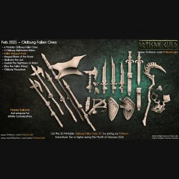 Fallen Weapon Pack