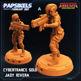 Jady Rivera - Solo and Techie