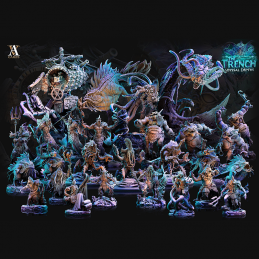 The Trench Abyssal Depths Set
